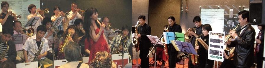品川イーストワンタワーでは、2階エントランスにて入場無料のコンサートを開催しております。